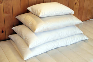 Holy Lamb Organics Bed Pillows WOOL FILLED PILLOW