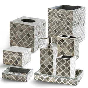 Kassatex Bathroom Accessories MARRAKESH BATH ACCESSORIES