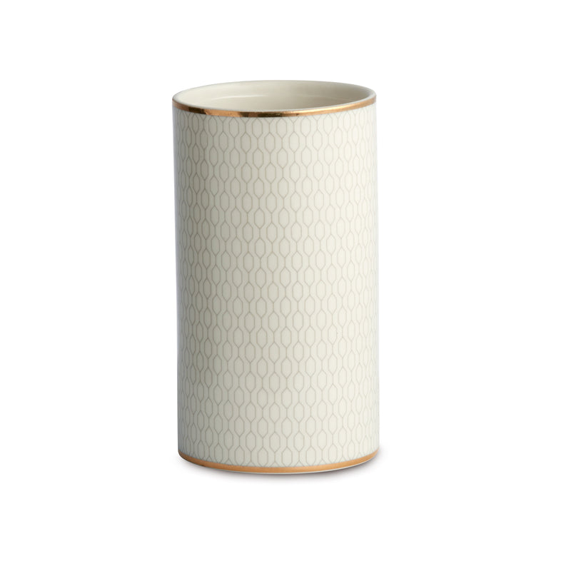 Kassatex Bathroom Accessories Tumbler / Porcelain FLORENCE TUMBLER