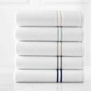 Kassatex Bathroom Towels CARRARA TOWELS