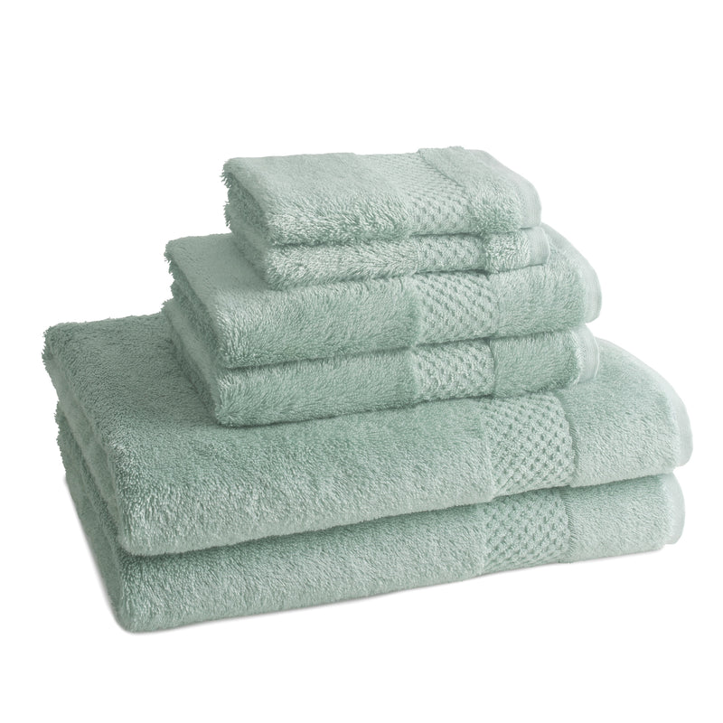 Kassatex Bathroom Towels ELYSEE WASH TOWEL / Rain ELYSEE TOWELS