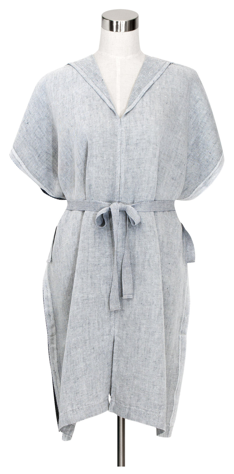 Lapuan Kankurit Bathrobe Grey Kaste Bathrobe | Washed Linen