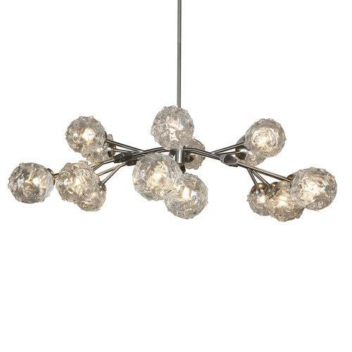 Leibona Chandelier Aurora | Glass Chandelier