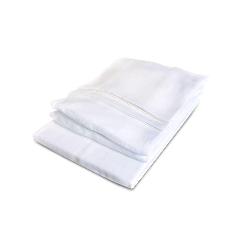 Libeco Bedding CALIFORNIA FITTED SHEET