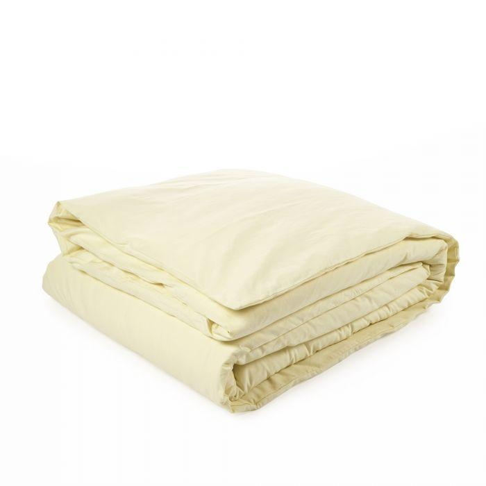 Libeco Bedding Twin / Lemon CALIFORNIA DUVET COVER & PILLOW SET