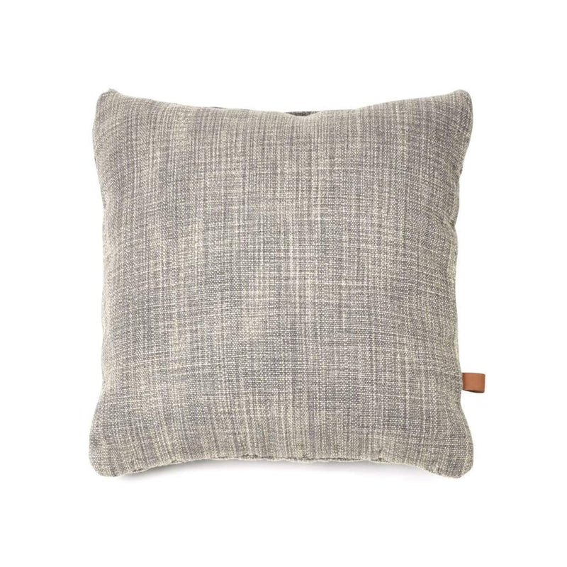 "Libeco Decorative PIllows 25x25"" / Petrol Construction Linen Pillow Cover"
