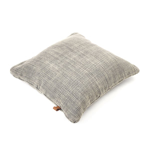 Libeco Decorative PIllows CONSTRUCTION PETROL PILLOW