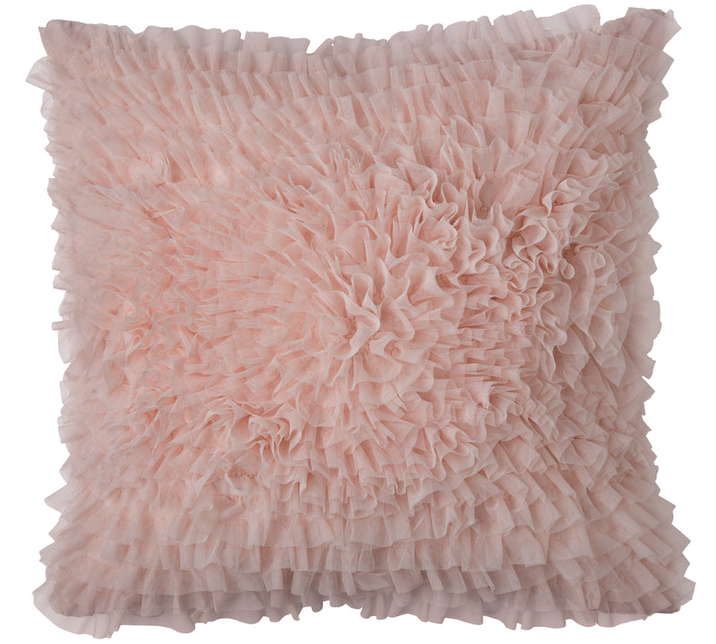 Lili Alessandra Decorative PIllows Coco Square Pillow / Blush COCO SQUARE PILLOW