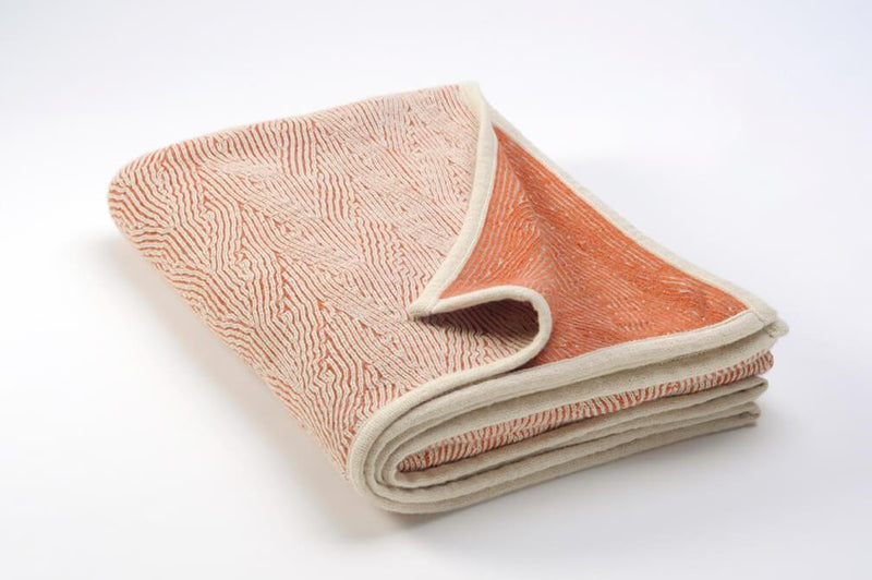 Sefte Throws & Blankets KIMSA BLUSH THROW
