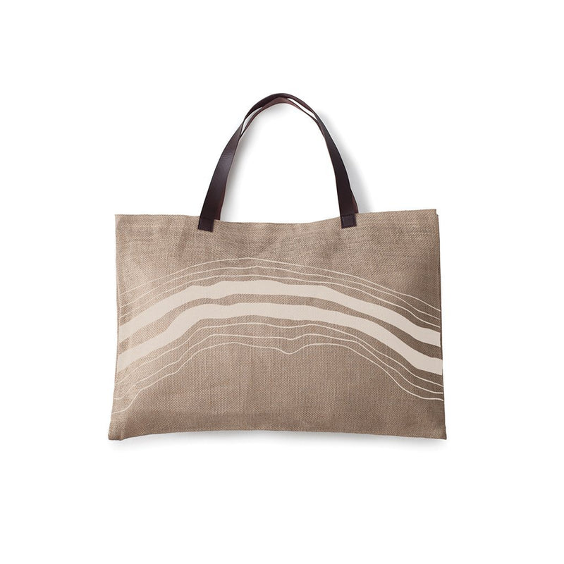 The Beach People Bag Jute Bag - The Mirage