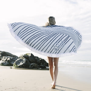 The Beach People Beach Towel Avalon