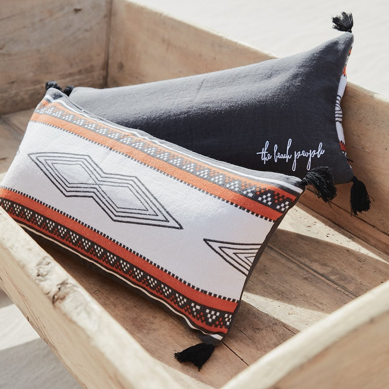The Beach People Outdoor Cushion Kilim Cushion