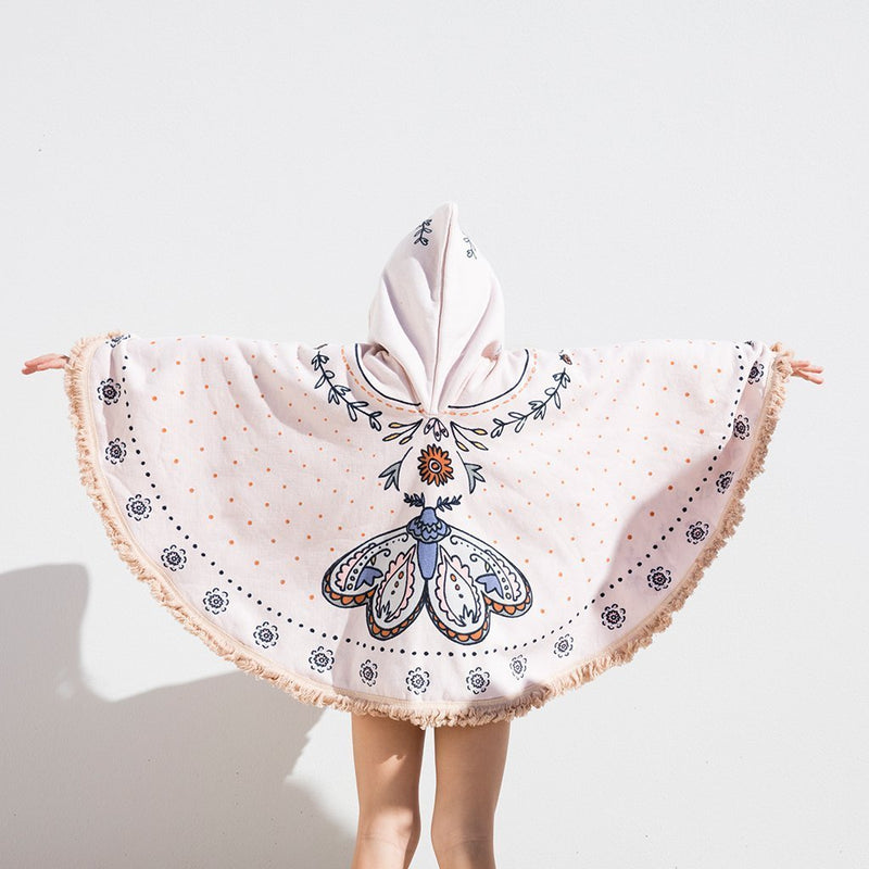 The Beach People Poncho Butterfly Poncho