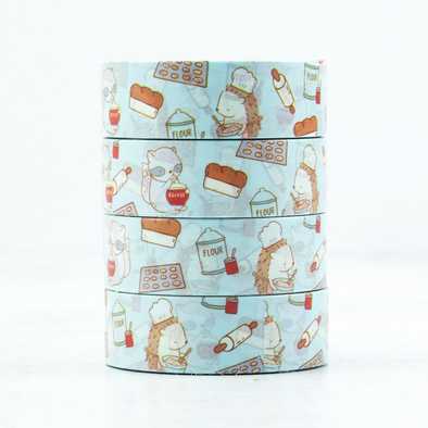 Baking Washi Tape