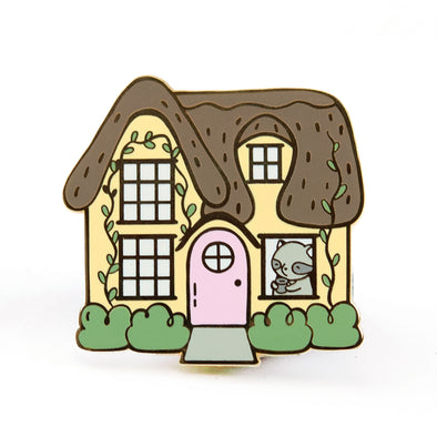 Brambleberry Hazelfield Cottage Pin