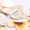 Courage, Dear Heart Pin - Pastel