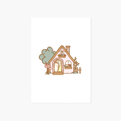 Brambleberry Hedge Hollow Greeting Card