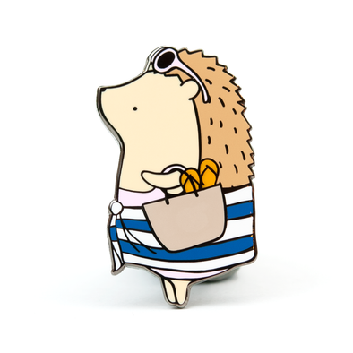 Henrietta Swimsuit Pin