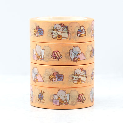 Knitflix Washi Tape