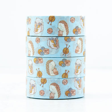Knitting Washi Tape