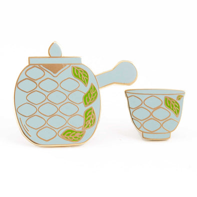 Kyusu Tea Pin Set