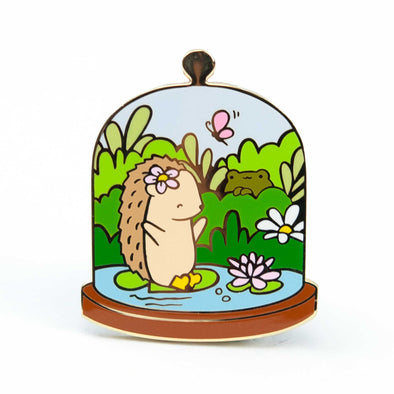 Little Worlds Spring Magic Pin