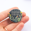 Made of Stars Enamel Pin