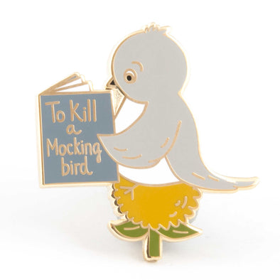 To Kill a Mockingbird Pin