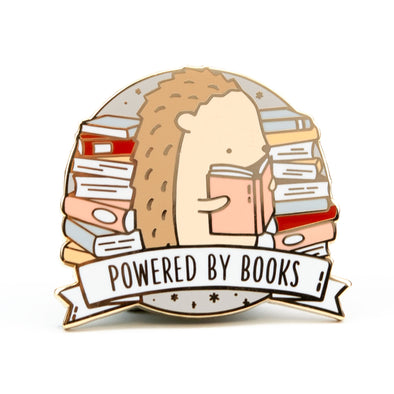 Powered by Books Pin