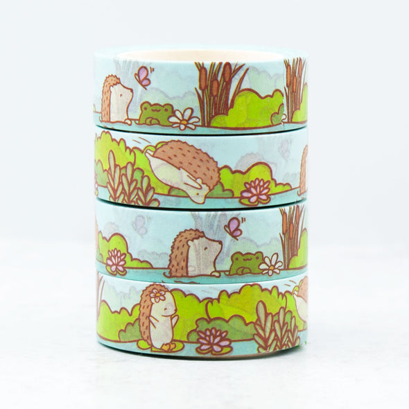 Little Worlds Spring Magic Washi Tape
