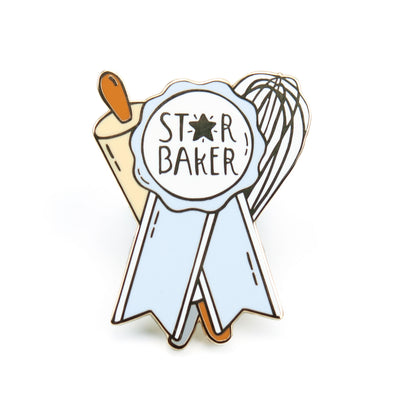 Star Baker Pin