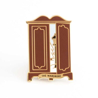 The Wardrobe Narnia Pin