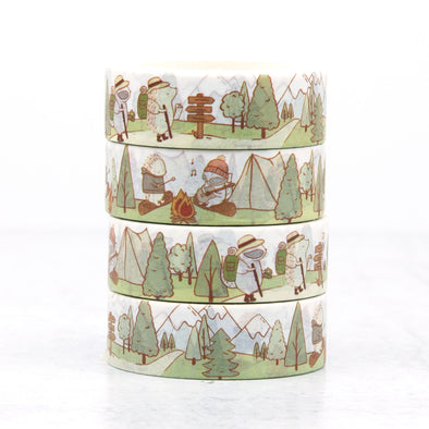 Hiking Washi Tape
