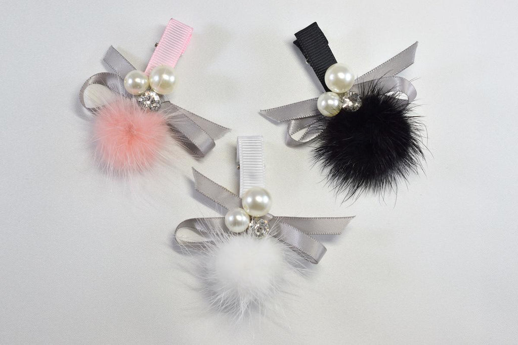 Formal Elegance Hair Clips