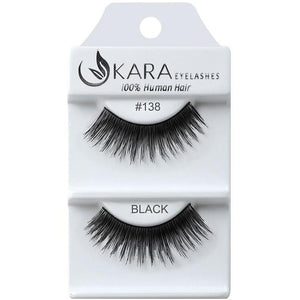 KARA BEAUTY EYELASHES #138 (12PRS)