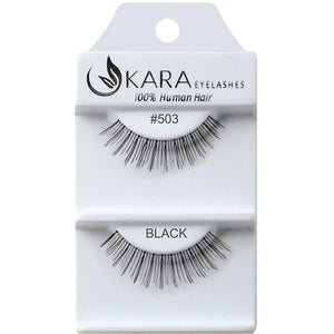 KARA BEAUTY EYELASHES #503 (12PRS)