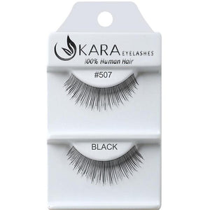 KARA BEAUTY EYELASHES #507 (12PRS)