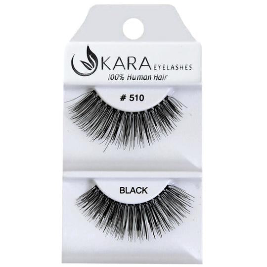 KARA BEAUTY EYELASHES #510 (12PRS)