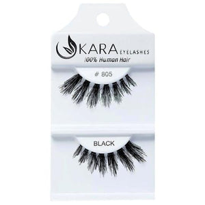 KARA BEAUTY EYELASHES #805 (12PRS)
