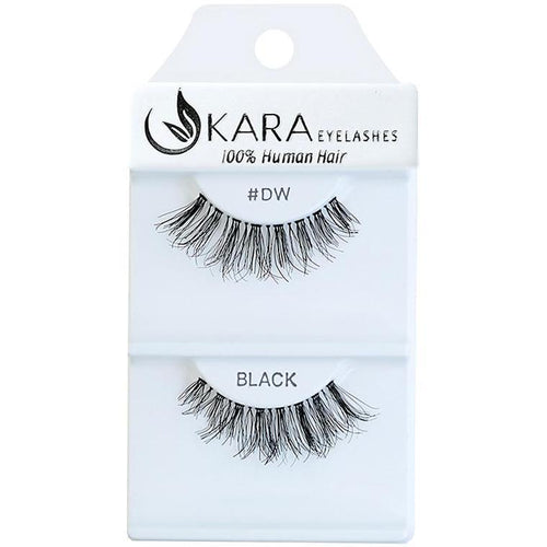 KARA BEAUTY EYELASHES #DW (12PRS)