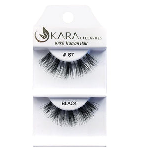 KARA BEAUTY EYELASHES #S7 (12PRS)