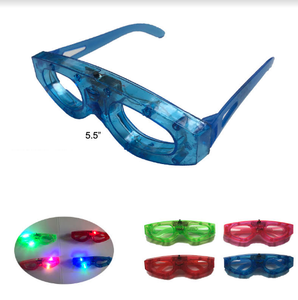 LED LIGHT UP GLASSES (12PC)