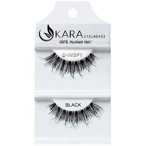 KARA BEAUTY EYELASHES #Dwispy (12PRS)