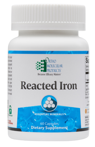 Reacted Iron