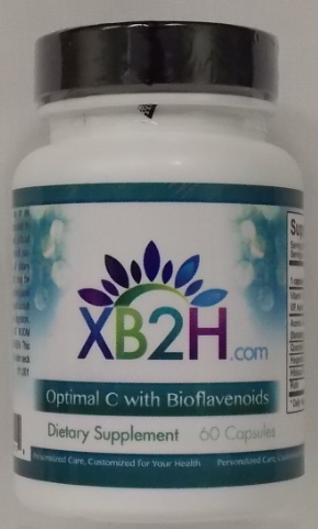 Optimal C with Bioflavenoids