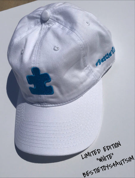 Bestie Toys For Autism Hat (Limited Edition) For ADULT & TEENS - AUTISM AWARENESS