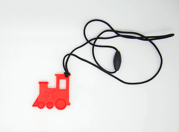 Bestie Toys E Train Chew Necklace Chewelry