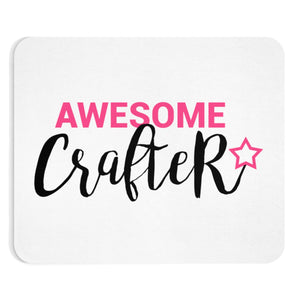 Awesome Crafter Mousepad