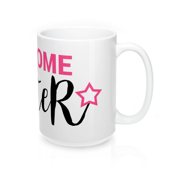 Awesome Crafter Mug 15oz