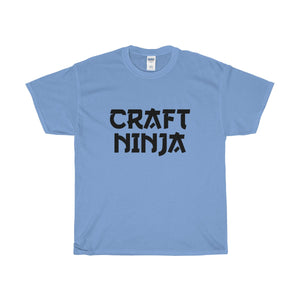 Craft Ninja Unisex Heavy Cotton Tee